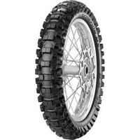 PIRELLI SCORPION MX MID HARD 554 19 INCH REAR TYRE 110/90-19 MOTOCROSS 61-214-93