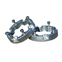 ATV ALLOY WHEEL SPACERS (FRONT) 156mm X 30mm- ACD RACING