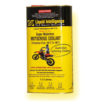 LIQUID INTELLIGENCE HIGH PERFORMANCE FULL SYNTHETIC COOLANT - 1.5 LITRE CAN