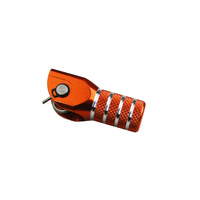 SCAR Gear Shift Lever Replacement Shift Tip- Orange - SCAR Racing