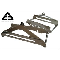 KX250F 2012 2013 2014 2015 ALLOY RADIATOR GUARDS-ACD MTC000403012
