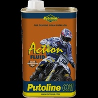 AIR FILTER OIL / ACTION FLUID 1 LITRE - PUTOLINE 70005