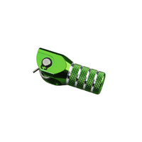 SCAR Gear Shift Lever Replacement Shift Tip- Green - SCAR Racing